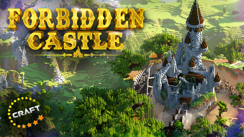 Forbidden Castle on the Minecraft Marketplace by The Craft Stars
