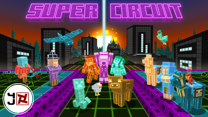 Super Circuit on the Minecraft Marketplace by 4J Studios