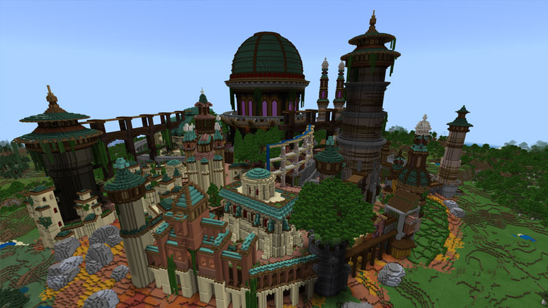 Lost City by CubeCraft Games