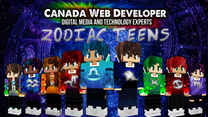 ZODIAC TEENS on the Minecraft Marketplace by CanadaWebDeveloper