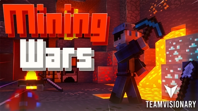 Mining Wars on the Minecraft Marketplace by Team Visionary