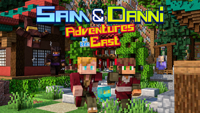 Sam  Danni  Episode 6 on the Minecraft Marketplace by Blockception