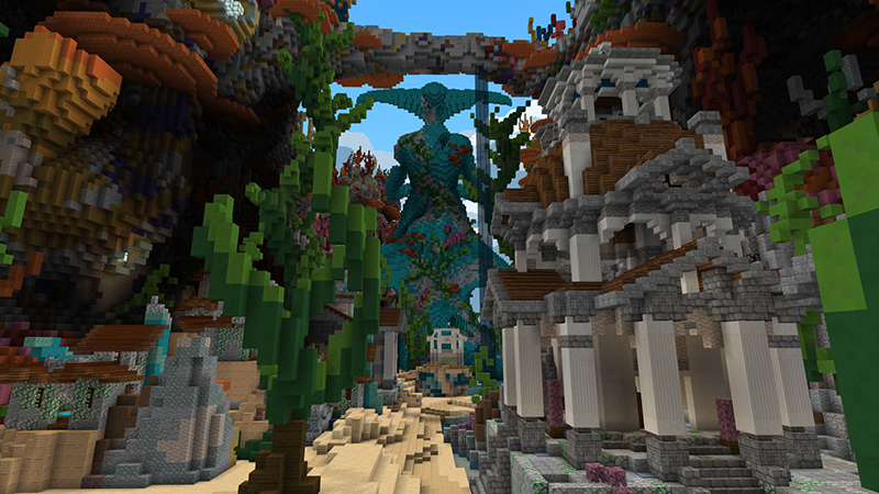 Reef Keeper on the Minecraft Marketplace by Cyclone Designs