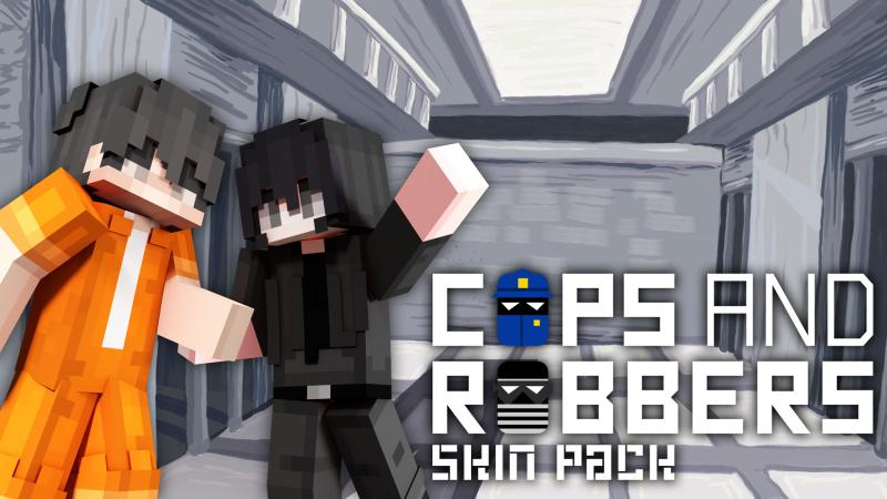 Cops and Robbers HD Skin Pack on the Minecraft Marketplace by Podcrash
