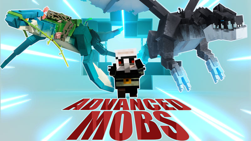Advanced Mobs on the Minecraft Marketplace by Sapphire Studios