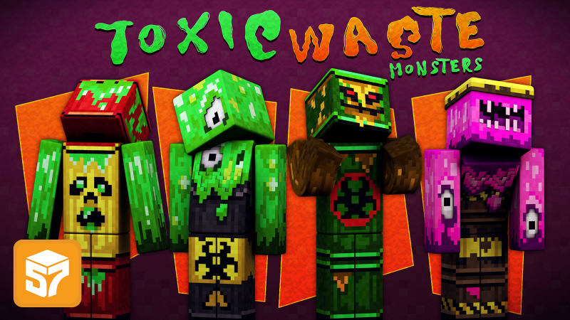 Play Toxic Waste Monsters