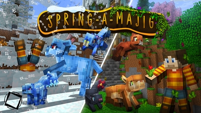 Springamajig on the Minecraft Marketplace by The Misfit Society