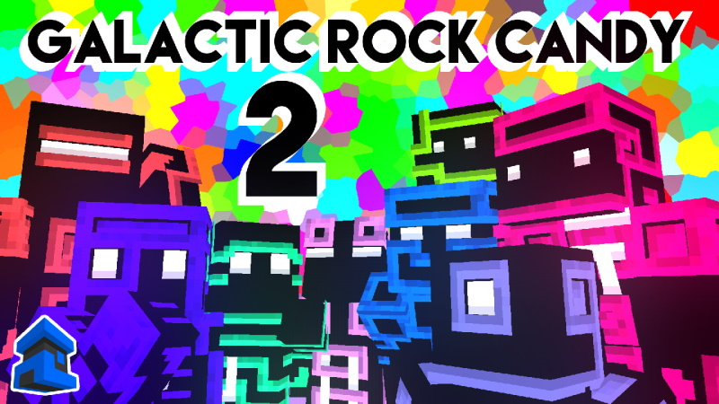 Galactic Rock Candy 2 on the Minecraft Marketplace by Project Moonboot