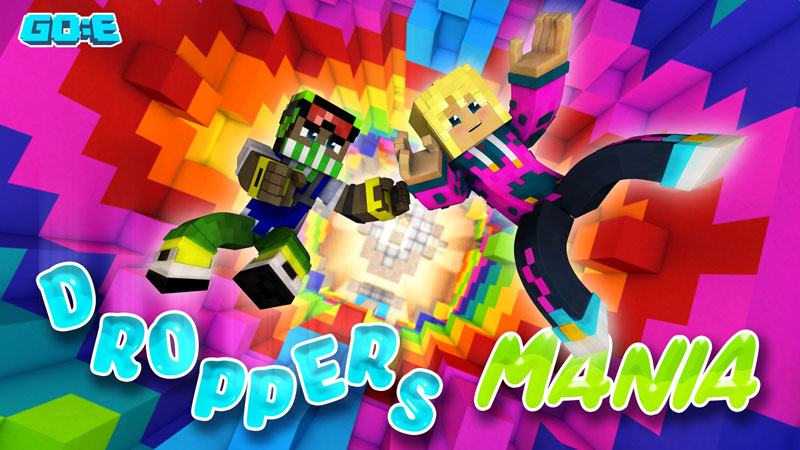 Droppers Mania on the Minecraft Marketplace by GoE-Craft