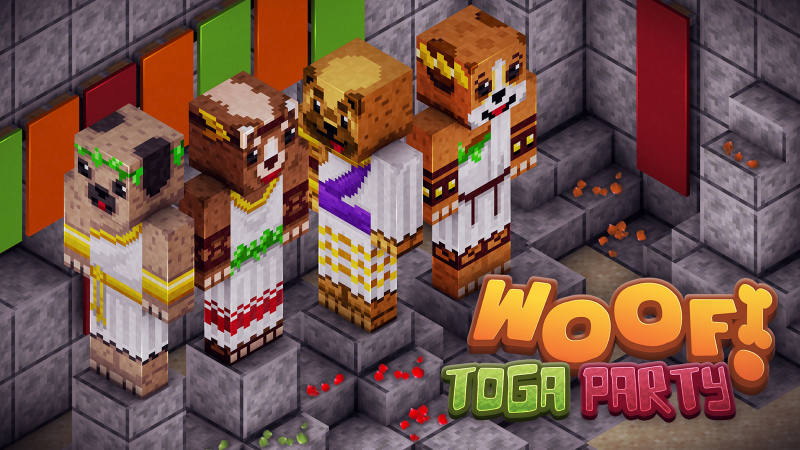 Play Woof! Toga Party