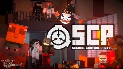 SCP Containment Breach on the Minecraft Marketplace by Owls Cubed