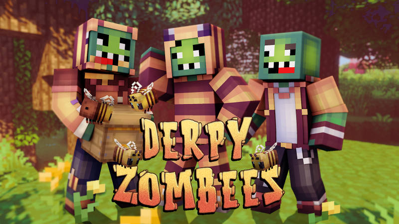 Play Derpy ZomBEEs