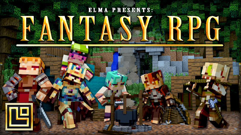 Fantasy RPG on the Minecraft Marketplace by Pixel Squared