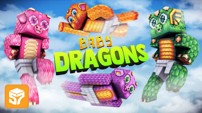 Play Baby Dragons