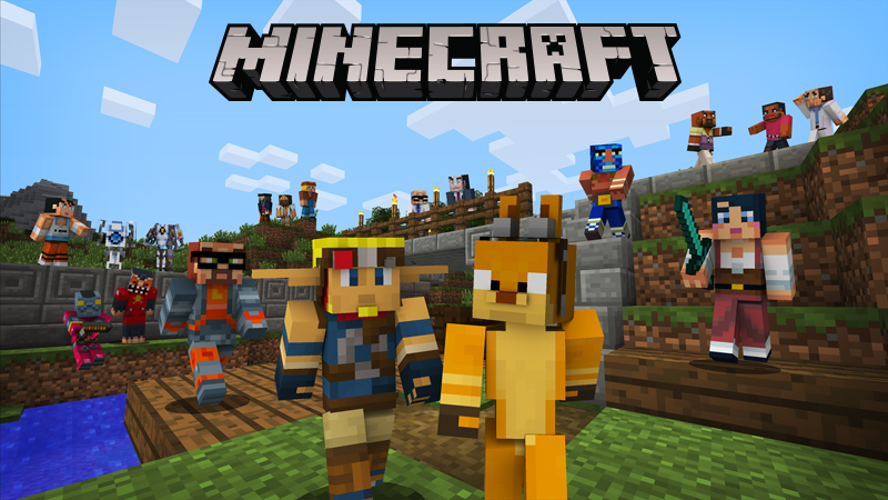 Skin Pack 3 on the Minecraft Marketplace by Minecraft