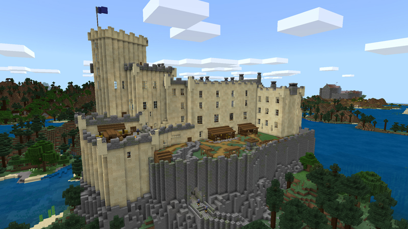 Scotland's Clans and Castles on the Minecraft Marketplace by 4J Studios
