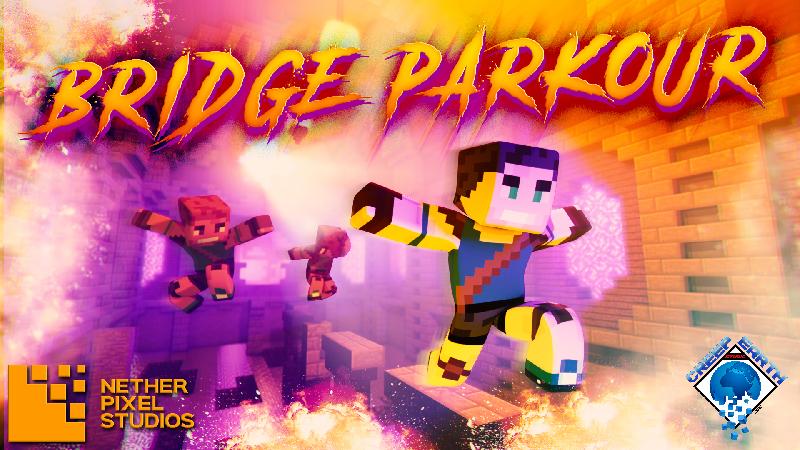 Bridge Parkour on the Minecraft Marketplace by Netherpixel
