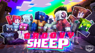 Groovy Sheep on the Minecraft Marketplace by Scai Quest