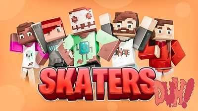 Skaters  on the Minecraft Marketplace by Duh