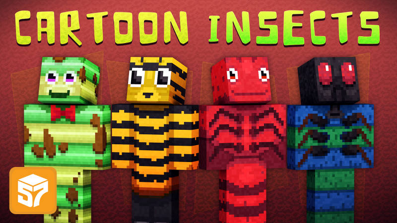 Play Cartoon Insects