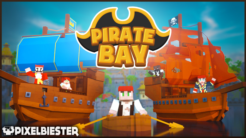 Pirate Bay on the Minecraft Marketplace by Pixelbiester