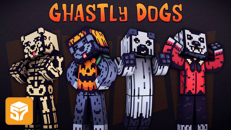 Play Ghastly Dogs