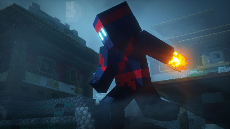 Ninja Parkour on the Minecraft Marketplace by Chunklabs
