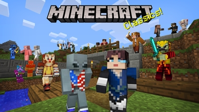 Skin Pack 2  Classic on the Minecraft Marketplace by Minecraft