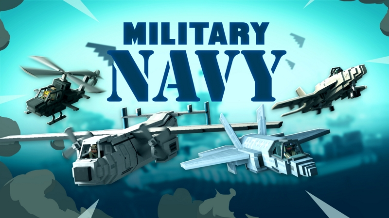 Military Navy on the Minecraft Marketplace by Team Vaeron
