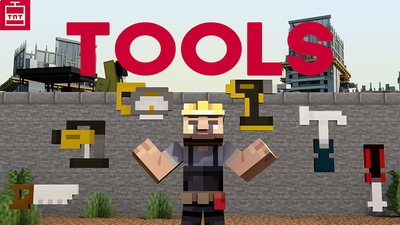 Tools on the Minecraft Marketplace by TNTgames