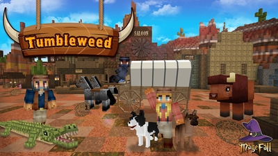 Tumbleweed on the Minecraft Marketplace by Magefall