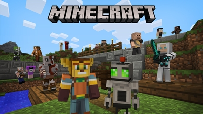 Skin Pack 2 on the Minecraft Marketplace by Minecraft