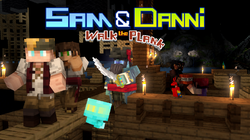 Sam  Danni  Episode 4 on the Minecraft Marketplace by Blockception