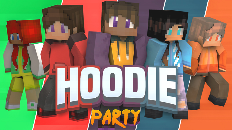 Hoodie Party on the Minecraft Marketplace by Blockception