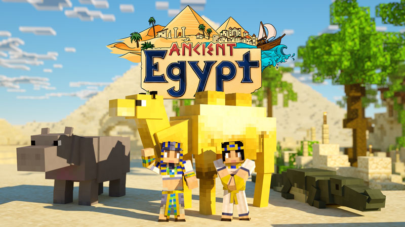 Ancient Egypt on the Minecraft Marketplace by Norvale
