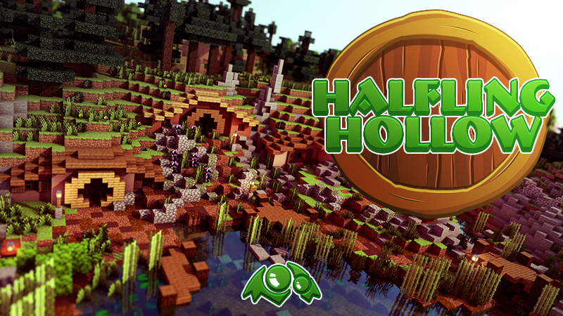 Halfling Hollow on the Minecraft Marketplace by Monster Egg Studios