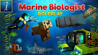 Marine Biologist Roleplay on the Minecraft Marketplace by Imagiverse