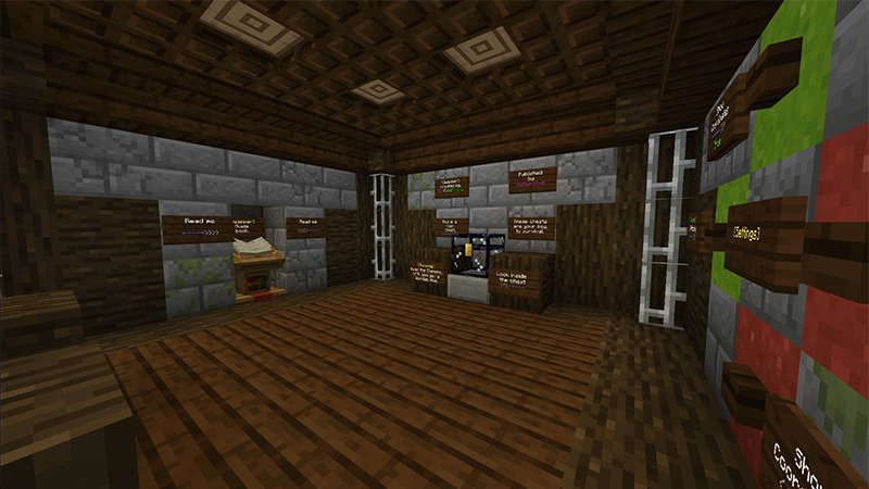 Swapper on the Minecraft Marketplace by Netherpixel