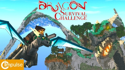 Dragon Survival Challenge on the Minecraft Marketplace by Impulse