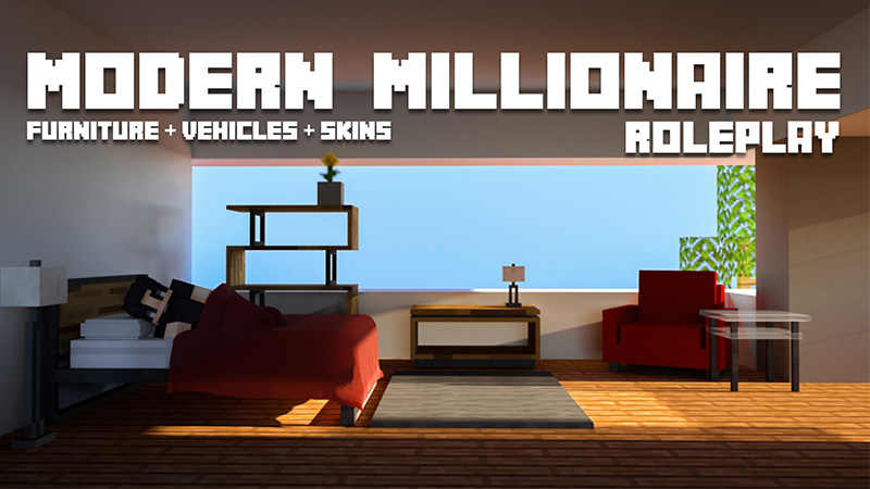 Modern Millionaire on the Minecraft Marketplace by Aurrora