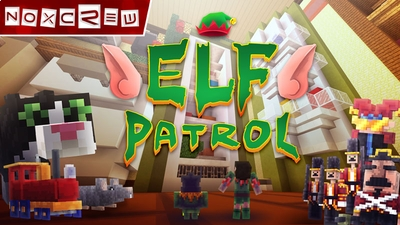 Elf Patrol on the Minecraft Marketplace by Noxcreww