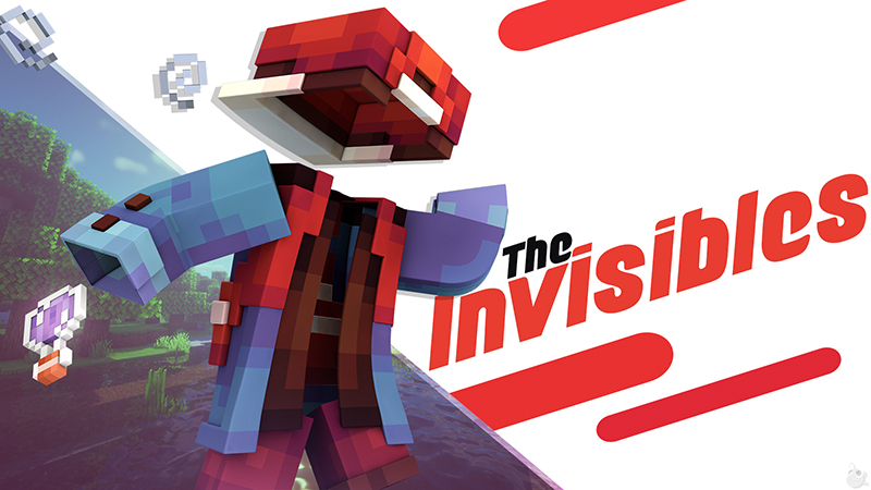 The Invisibles on the Minecraft Marketplace by Glowfischdesigns