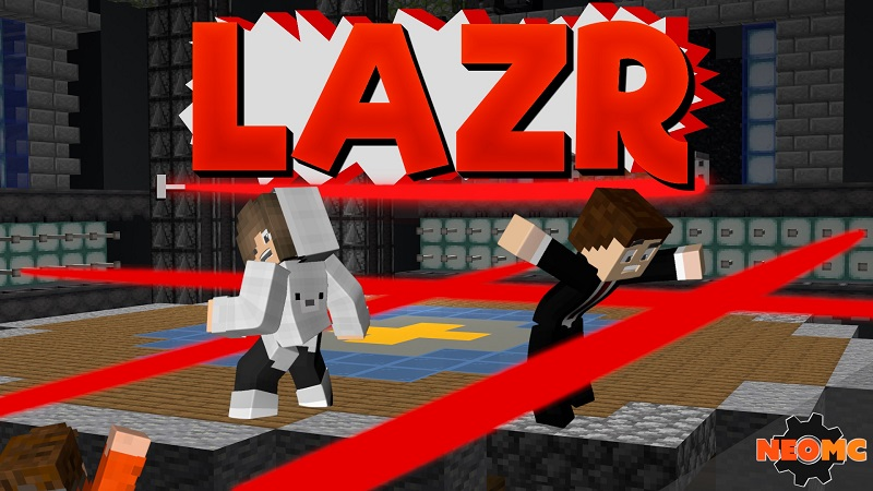 Lazr on the Minecraft Marketplace by NeoMc