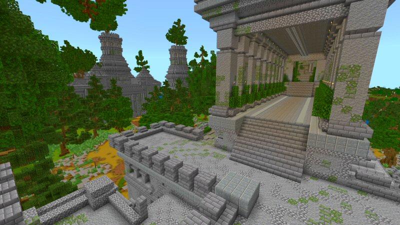 Ancient Ruins by Shaliquinn's Schematics