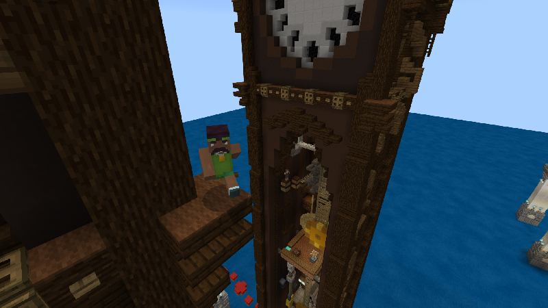 JUMP! on the Minecraft Marketplace by King Cube