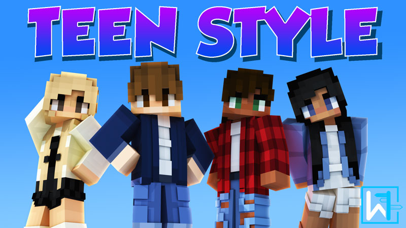 Cute Teen Style on the Minecraft Marketplace by Waypoint Studios
