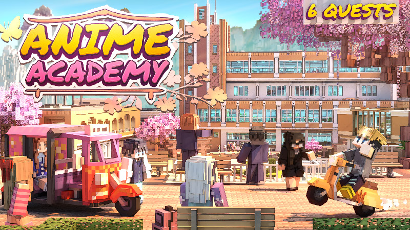 Anime Academy on the Minecraft Marketplace by AriaCreations