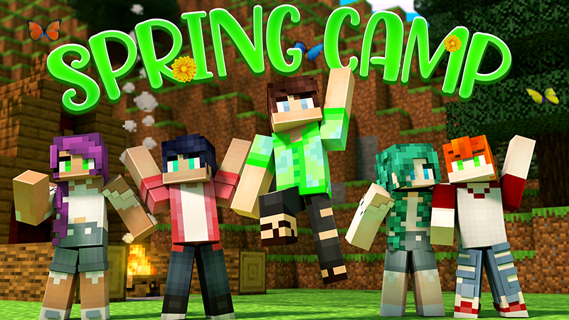 Spring Camp on the Minecraft Marketplace by Impulse