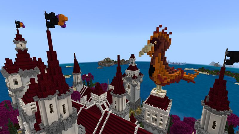 Violet Castle by Impulse