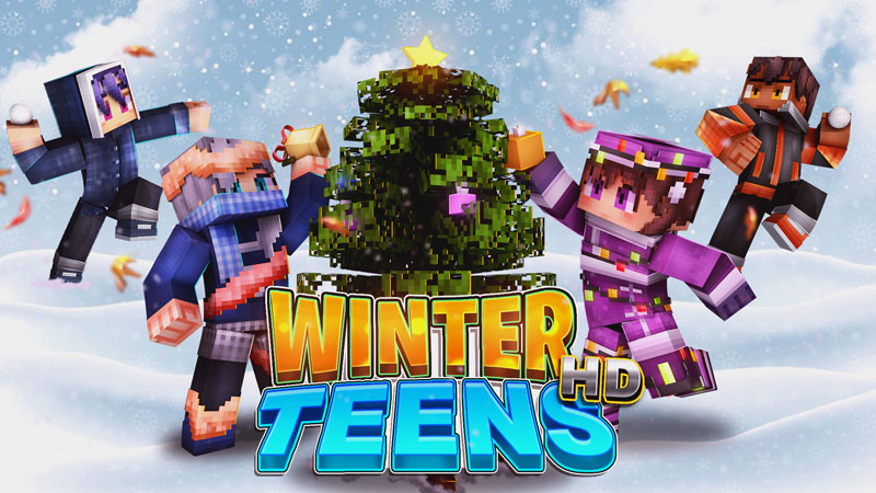 Winter Teens HD on the Minecraft Marketplace by BBB Studios